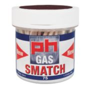 Smoke Matches Tub of 75