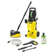 Karcher K4 Premium Eco Home 130bar Pressure Washer 1.8kW 240V