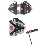 Forge Steel Ball End Hex Key 26 Piece Set