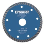 Erbauer Turbo Diamond Tile Blade 115 x 22.23mm