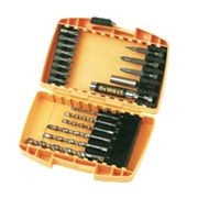 DeWalt Screwdriver / Masonry Bit Set 19Pcs