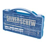 Silverscrew Woodscews Handy Pack 600 Pieces