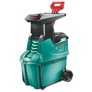 Bosch AXT 25 D 2500W 175kg/hr Quiet Electric Garden Shredder 230V