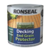 Ronseal Decking End Grain Protector Green 750ml