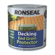 Ronseal Decking End Grain Protector Green 750Ltr