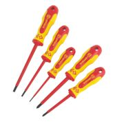 C.K Triton XLS 1000V Screwdriver Set 5 Piece Set