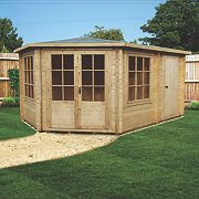 Rowney Log Cabin 4.3 x 2.9 x 2.8m