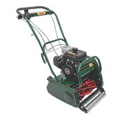 Webb WEC14K 35cm hp 98cc Self-Propelled Cylinder Petrol Lawn Mower
