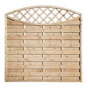 Grange Fencing Elite Eyecatcher Fence Panels 1.8 x 1.8m Pack of 5