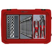 Teng Tools Service Case Tool Kit 108 Piece Set