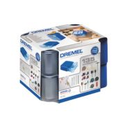 Dremel 721 Multipurpose Modular Accessory Set 3.2mm Shank 135 Pieces