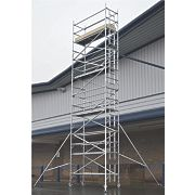 Lyte SF25NW77 Helix Narrow Width Industrial Tower 7.7m