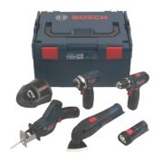 Bosch 10.8V 1.5Ah Li-Ion Cordless 5 Piece Kit