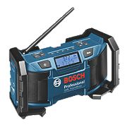 Bosch GML SoundBoxx Jobsite Radio 240V