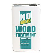 No Nonsense Wood Treatment Green 5Ltr