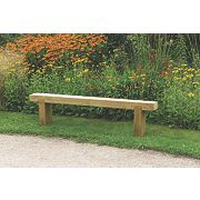 Forest Sleeper Garden Bench 1800 x 200 x 447mm
