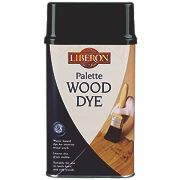 Liberon Water Based Interior Pallette Wood Dye Tudor Oak 250ml