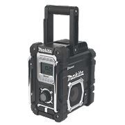 Makita DMR106B Bluetooth Site Radio Black 240V