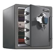 Sentry Safe 34.8Ltr Electronic Fire Safe Large 415 x 491 x 453mm