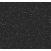 Apollo Magna Black Velvet Worktop with 1½ S/Steel Sink 1830 x 600 x 34mm