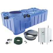 FloPlast StormSaver Rainwater Harvesting System 5000Ltr