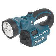 Makita BMR050 18V LED Torch with Built-in Radio - Bare