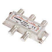 4 Way Splitter with Powerpass All Ports