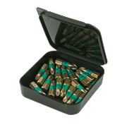Wera BiTorsion Extra Hard Pozi #2 Pack of 20