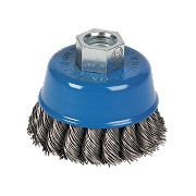 Bosch 75mm Knotted Wire Cup Brush