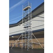 Lyte SF18NW82 Helix Narrow Width Industrial Tower 8.2m