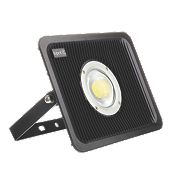 Brackenheath ispot C LED Floodlight 50W Black