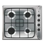 Indesit Gas Hob Stainless Steel 510 x 580mm
