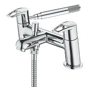 Bristan Smile Bath / Shower Mixer Bathroom Tap