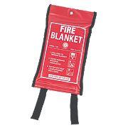 Savex Fire Blanket 1 x 1m