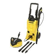 Karcher K3.550 & T250 120bar Pressure Washer 1.8kW 230V