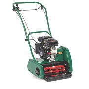 Webb WEC14L 35cm hp 87cc Self-Propelled Cylinder Petrol Lawn Mower