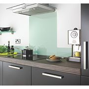 Whisper Self-Adhesive Toughened Glass Splashback 750 x 600 x 6mm