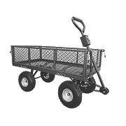 Handy Parts Garden Trolley Small 1090 x 500 x 600mm