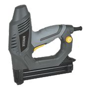 Titan TTB517STP 25mm Corded Nailer / Stapler 240V