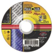 Flexovit Ultra Thin Cutting Discs 115 x 0.8 x 22.23mm Pack of 5