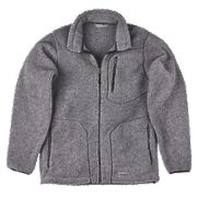 SHERPA JACKET GREY L