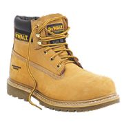 DeWalt Work Safety Boots Wheat Size 7
