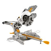 Titan TTB598MSW 210mm Sliding Compound Mitre Saw 240V