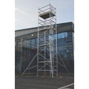 Lyte SF18DW77 Helix Double Width Industrial Tower 7.7m