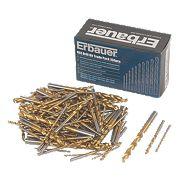 Erbauer HSS Drill Bit Trade Pack 150Pcs