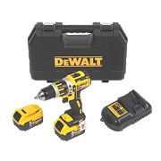 DeWalt DCD737P2 14.4V 5.0Ah Li-Ion Cordless Brushless Combi Drill