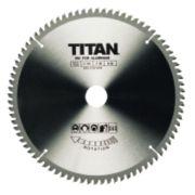 Titan TCT Saw Blades 80T 250mm x 16 / 25 / 30mm