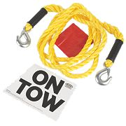 Ring 3.5--Tonne Heavy Duty Tow Rope 4m