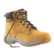 DeWalt Carbon Safety Boots Wheat Size 7