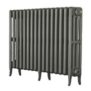 Arroll Neo-Classic 4-Column Cast Iron Radiator Cast Grey 660 x 960mm